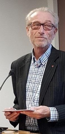 LO-sekretær Terje Olsson åpnet konferansen