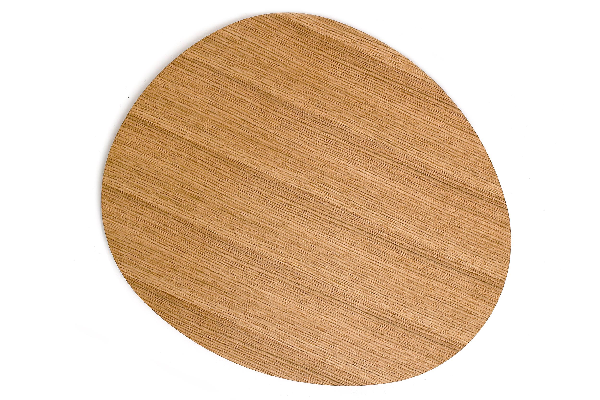 Morris coffee table model 6 in oak