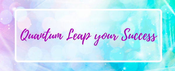 Quantum Leap your Success - A 30 DAY RAPID TRANSFORMATIONAL EXPERIENCEHOW: 1:1 INTENSIVE LIFE & BUSINESS COACHINGWHEN: SPACES AVAILABLE NOWDURATION: 30 DAYSINVESTMENT: $3000