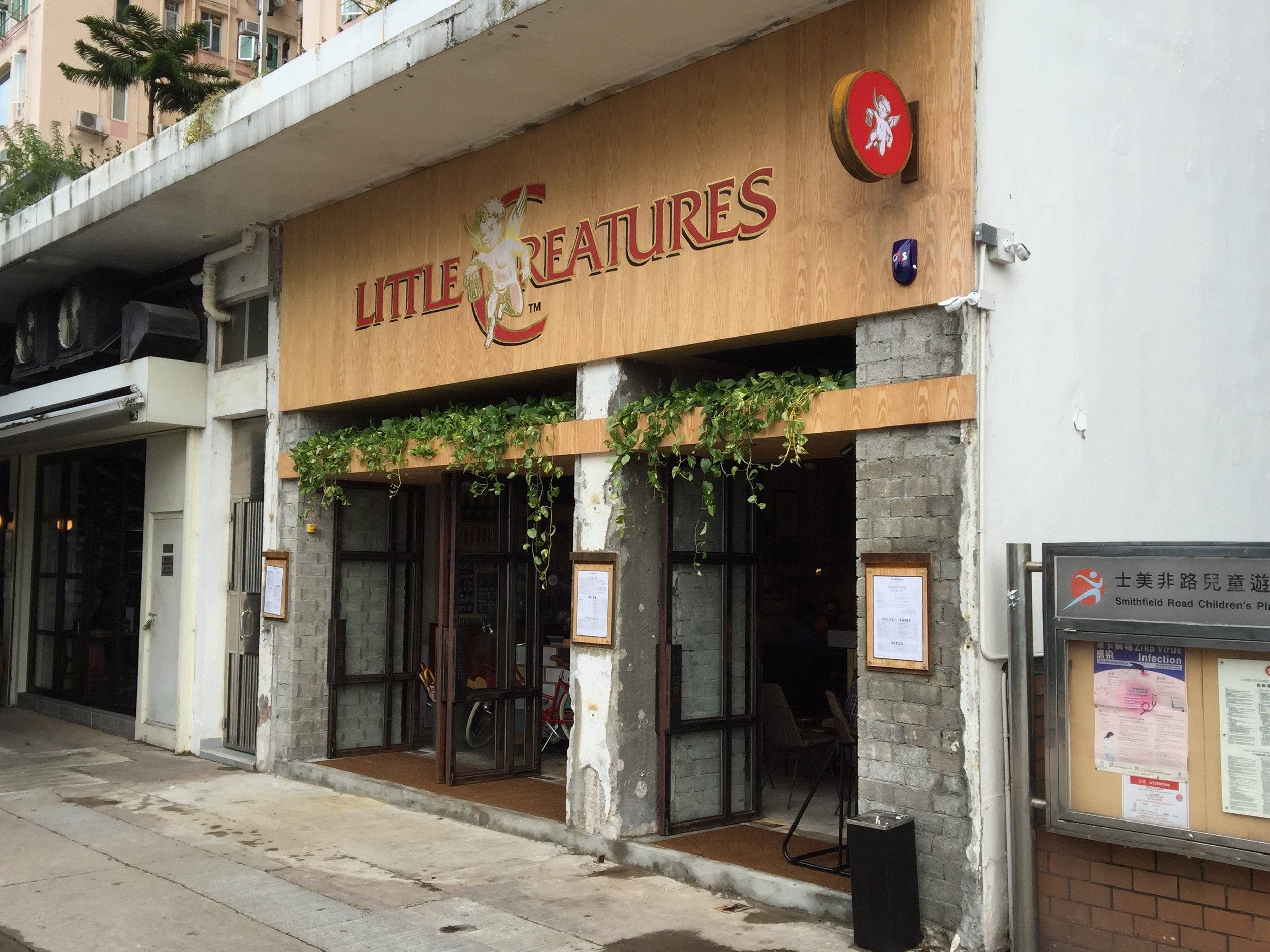 Little Creatures - Kennedy Town