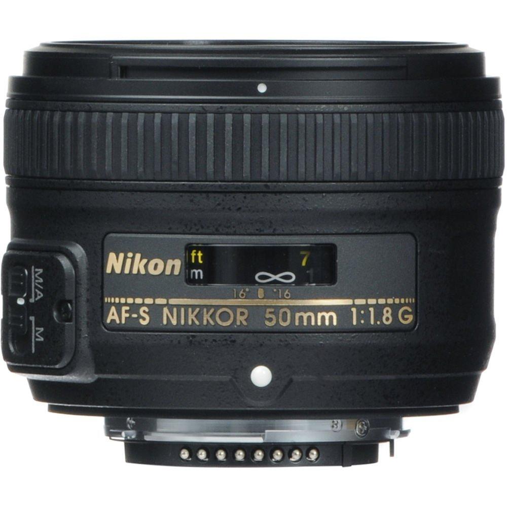 Nikkor 50mm 1.8 - Versión de Nikon