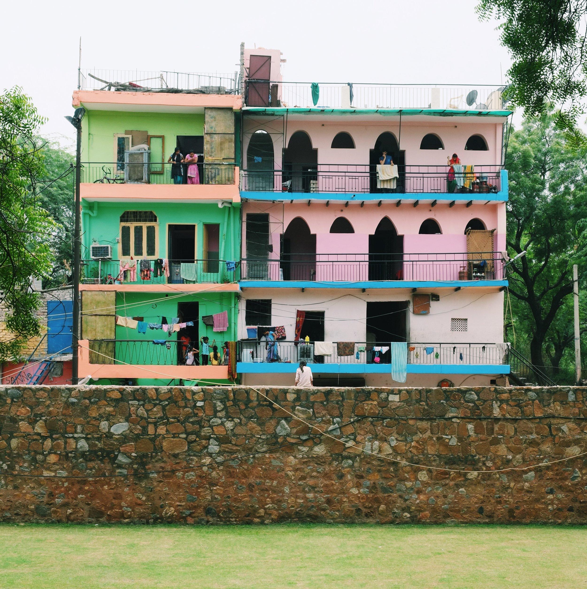 Hauz Khas house New Delhi India Joost Bastmeijer.jpeg