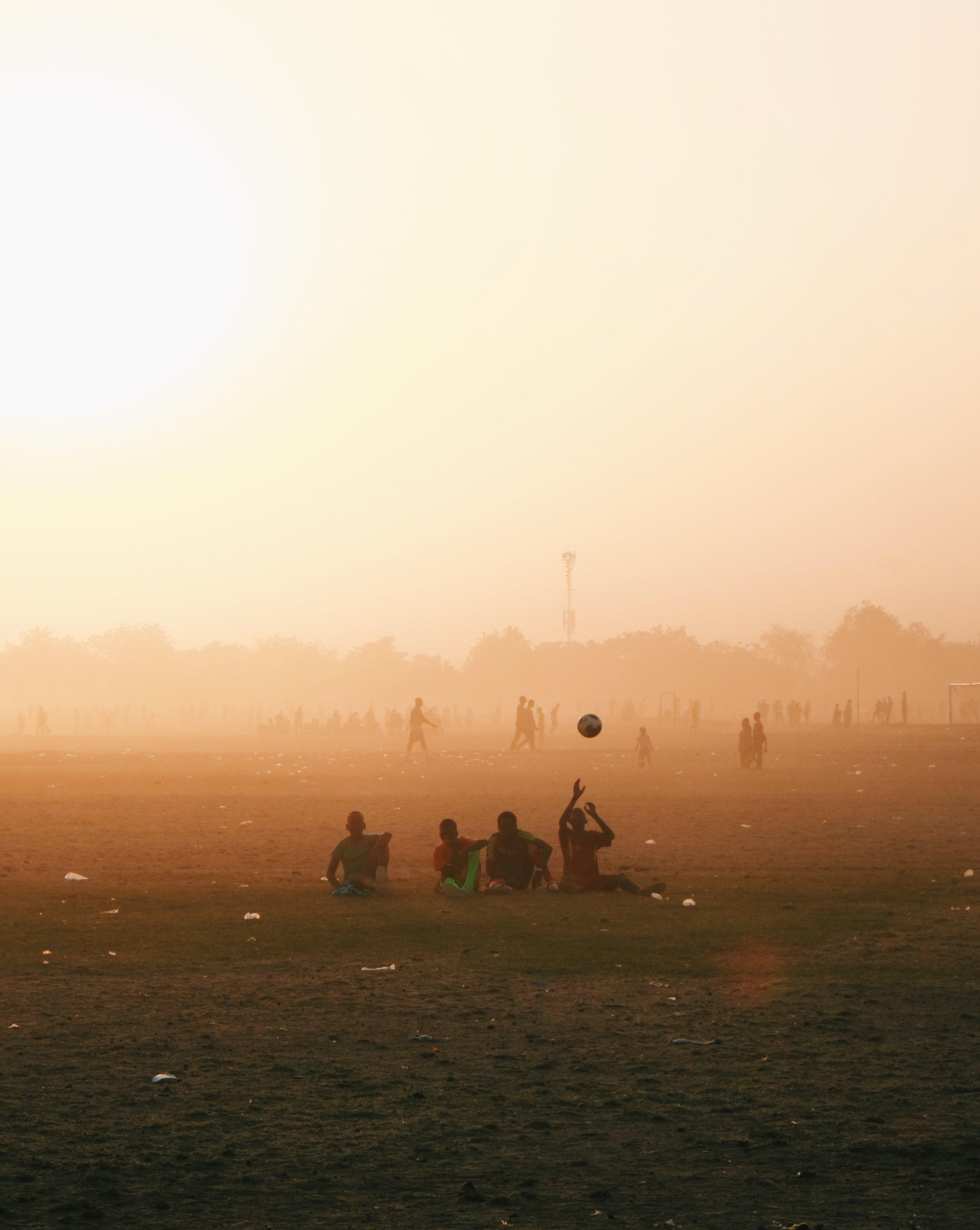 Hippodrome Bamako by Joost Bastmeijer in Mali.jpeg
