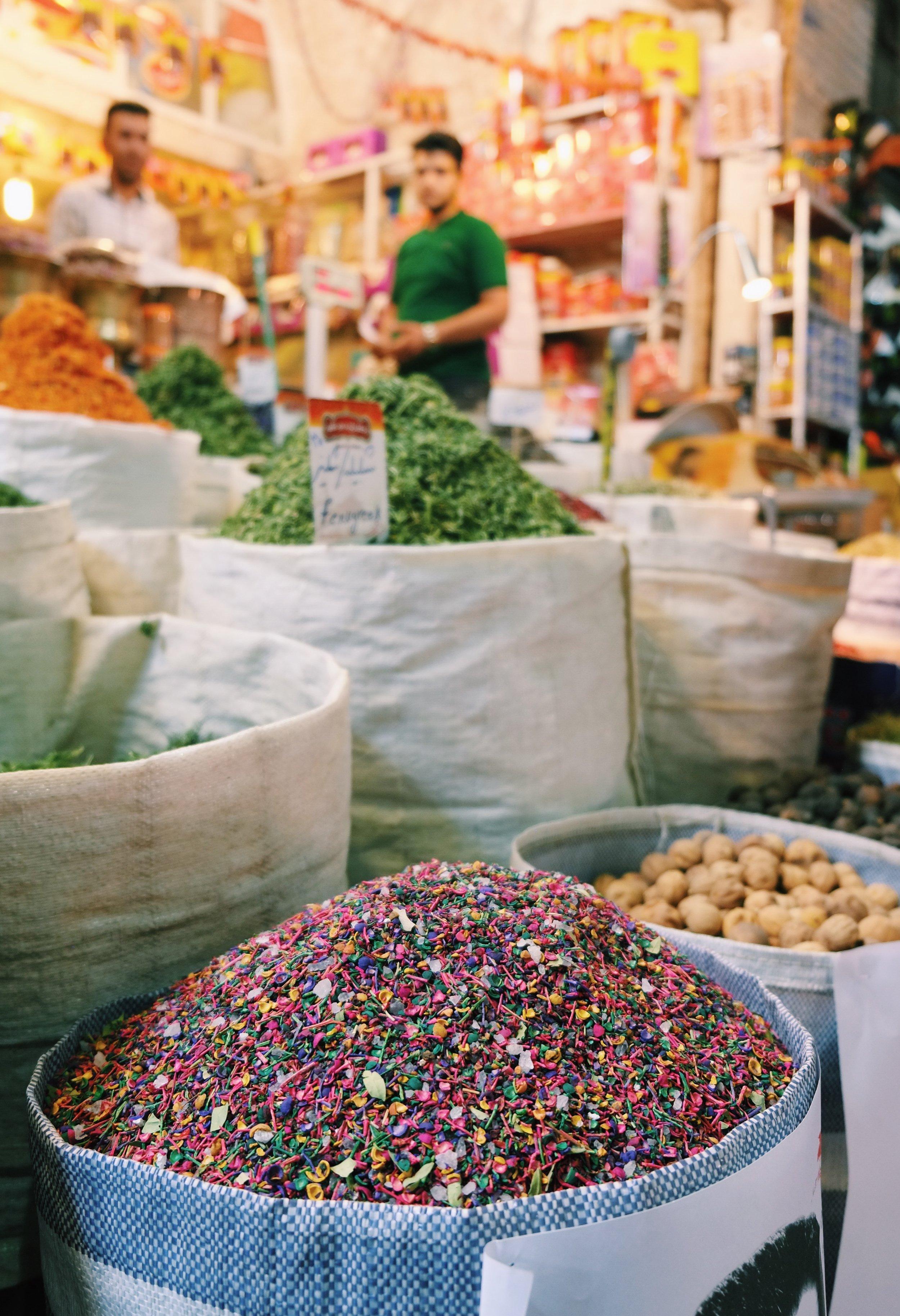 Esfahan market spices in Iran by Joost Bastmeijer.jpeg