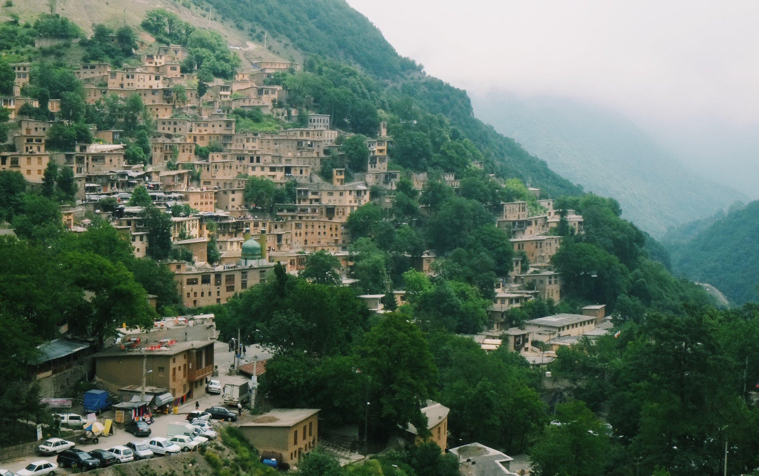 Masouleh in Iran by Joost Bastmeijer.jpeg
