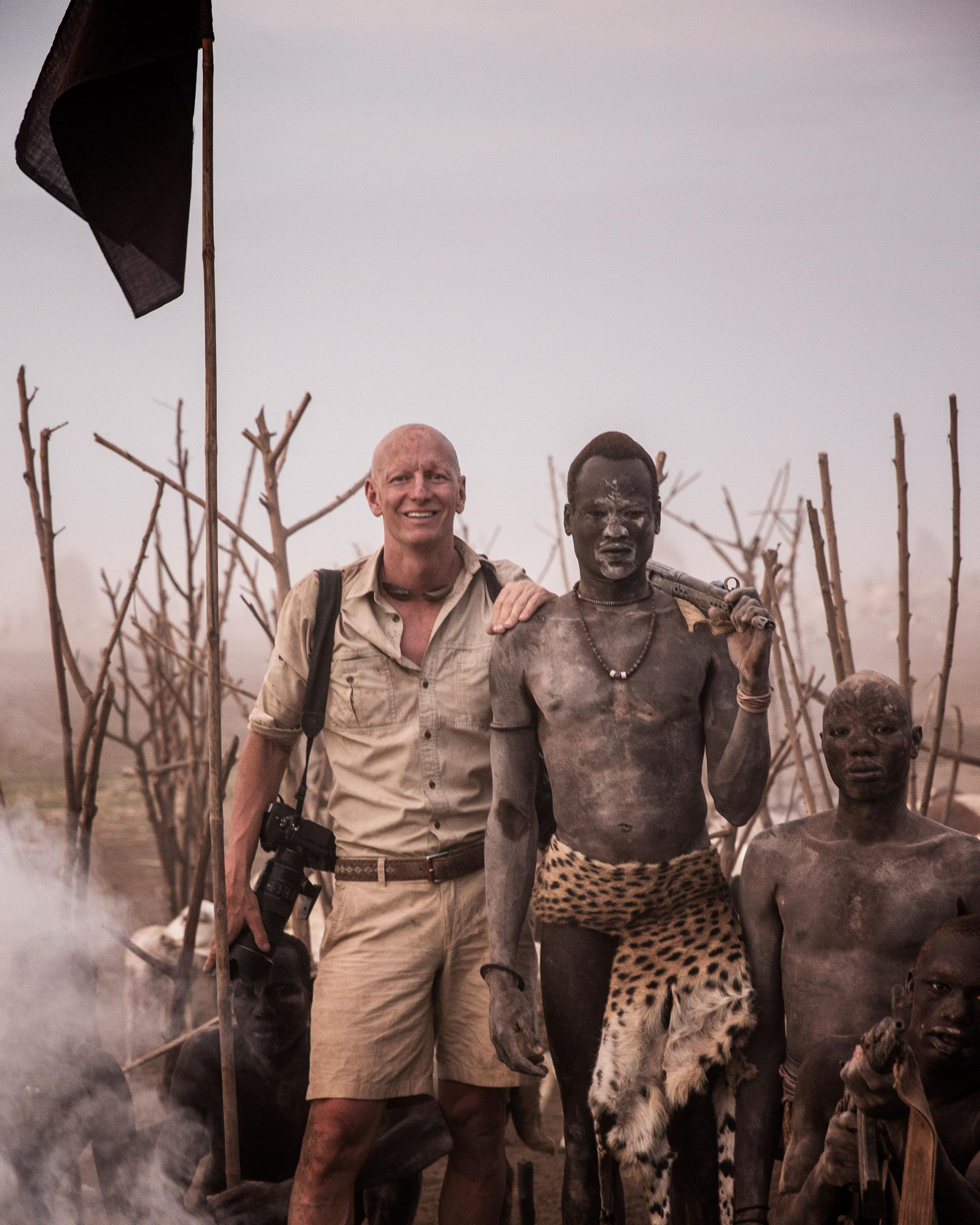 Before they pass away 2 - Mundari South Sudan by Jimmy Nelson.jpg