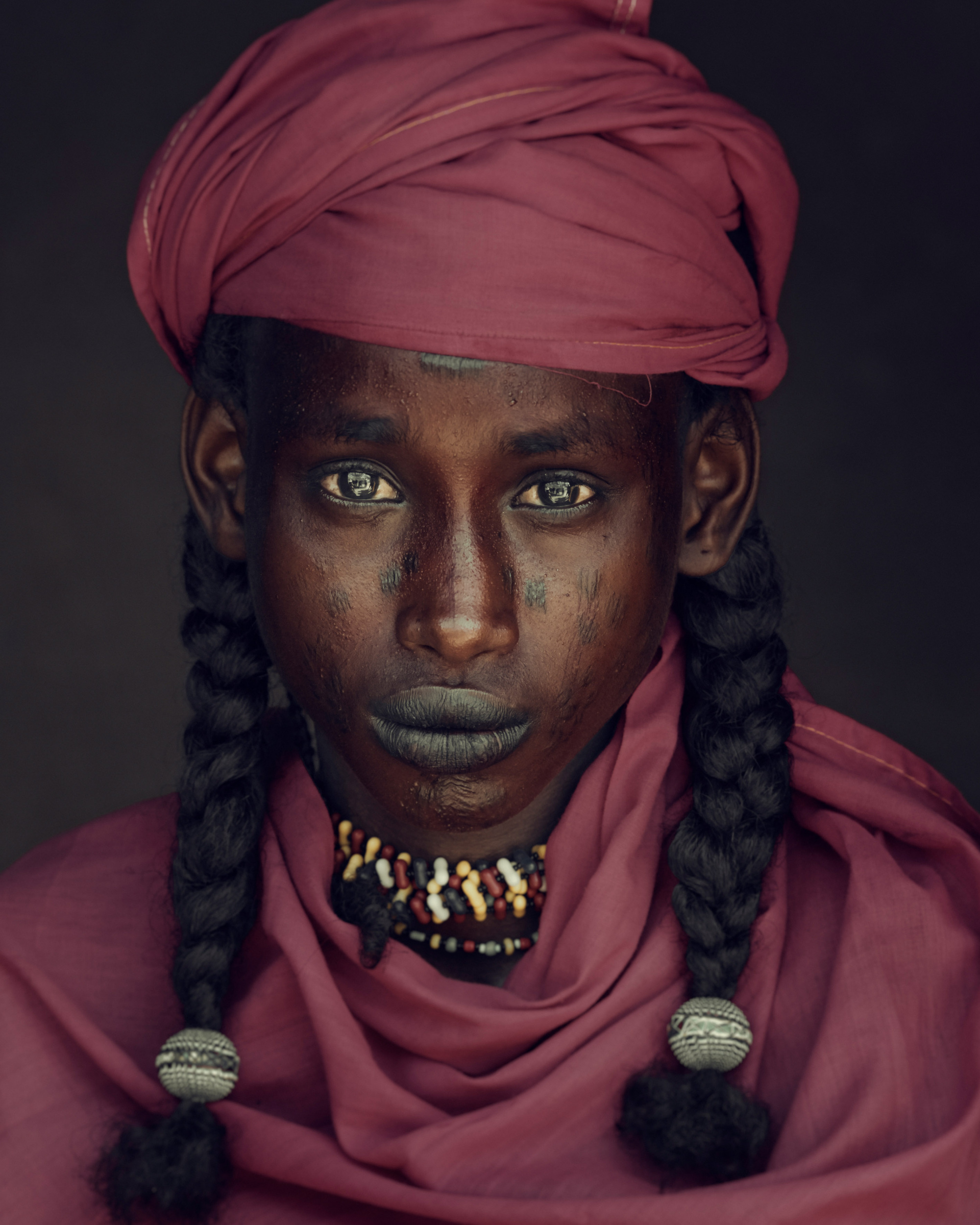 Before they pass away 2 - Gerewol Chad by Jimmy Nelson2.jpg