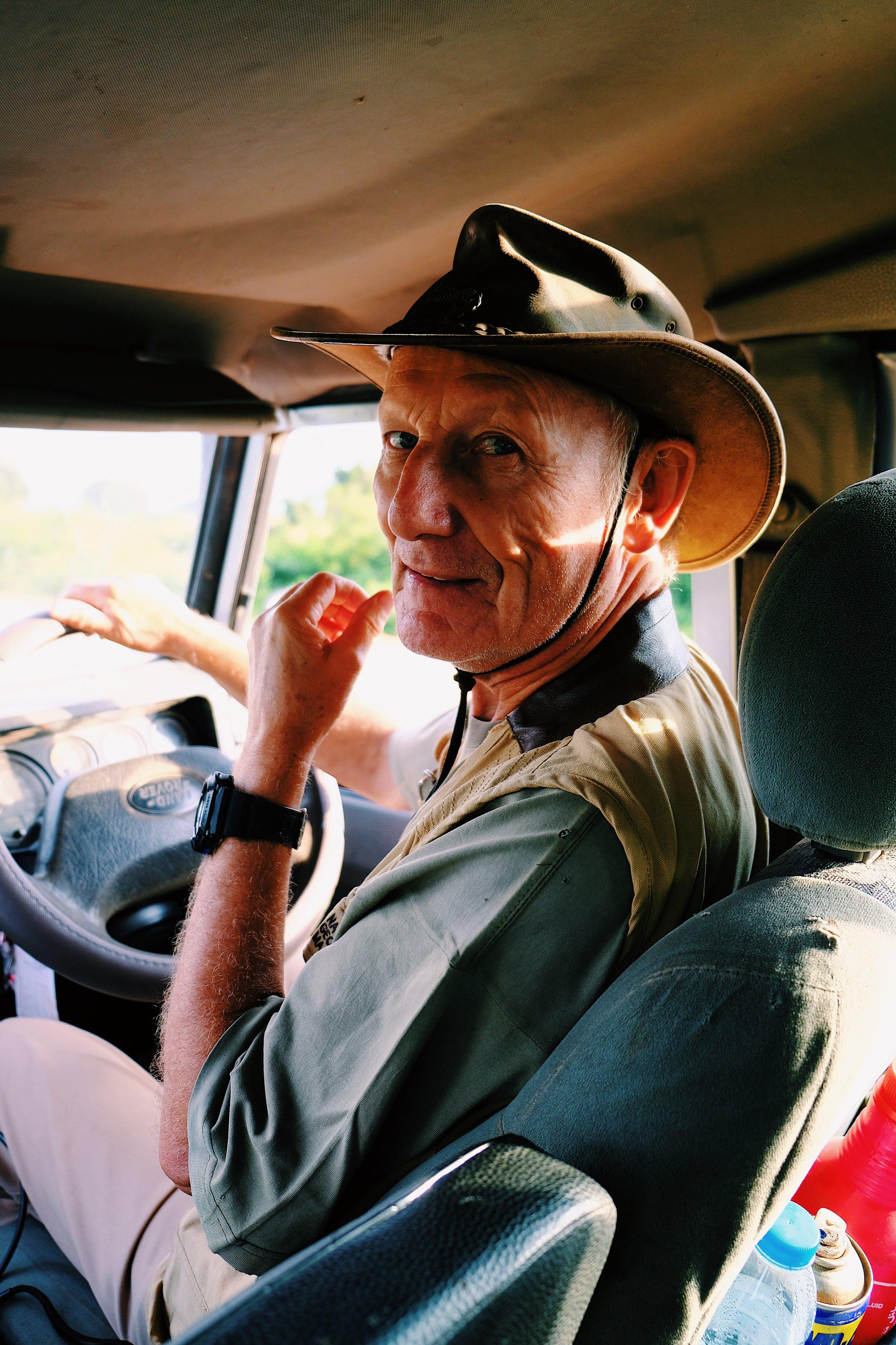 Ludwig of Uganda Carnivores doctor by Joost Bastmeijer.JPG