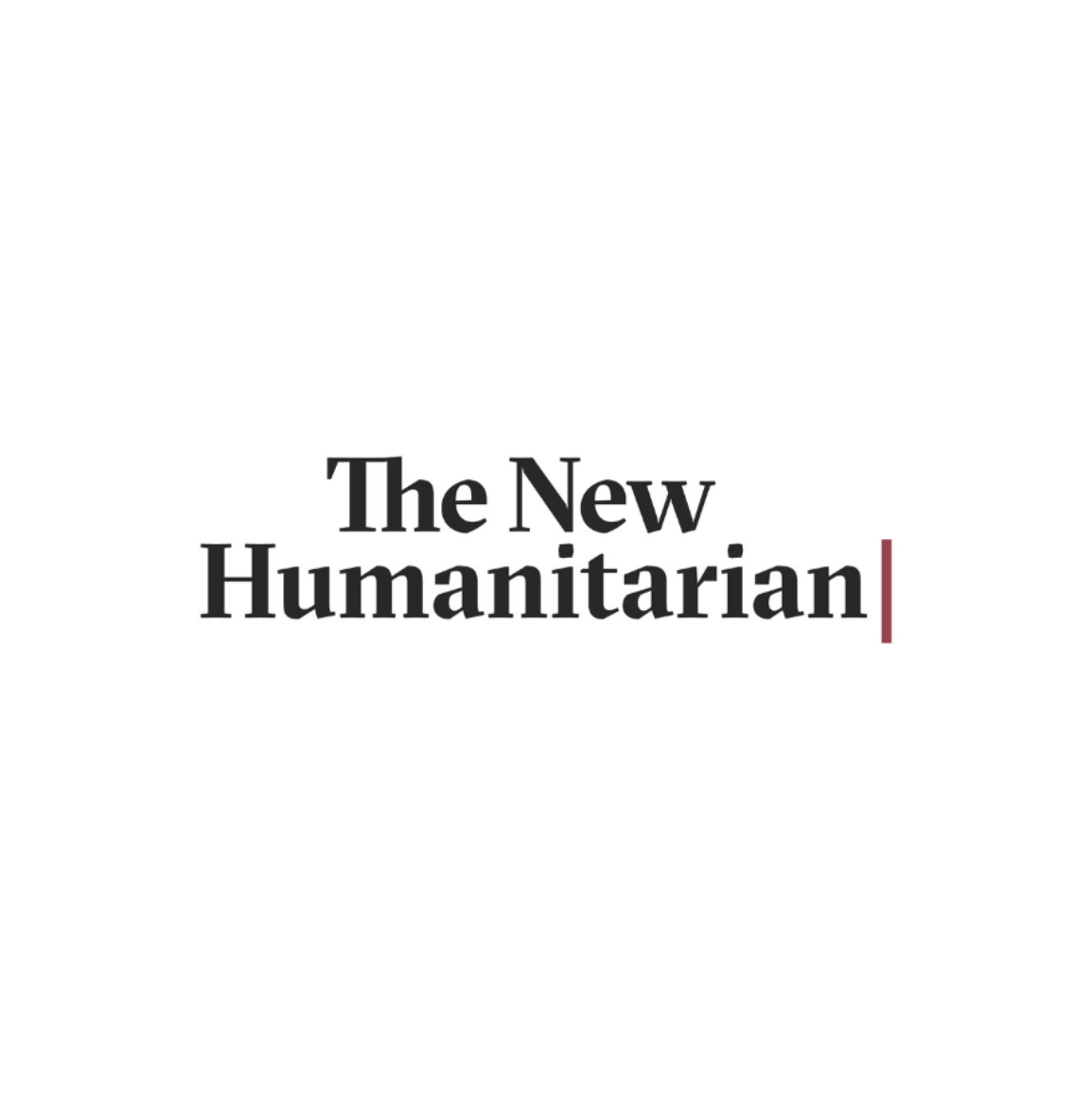 The New Humanitarian Logo by Joost Bastmeijer square.png