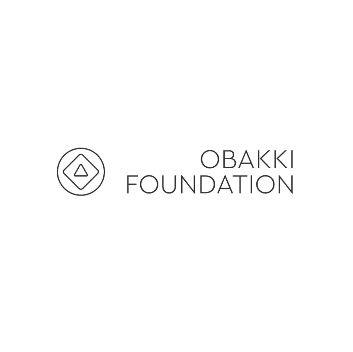 Obakki Foundation logo by Joost Bastmeijer.png