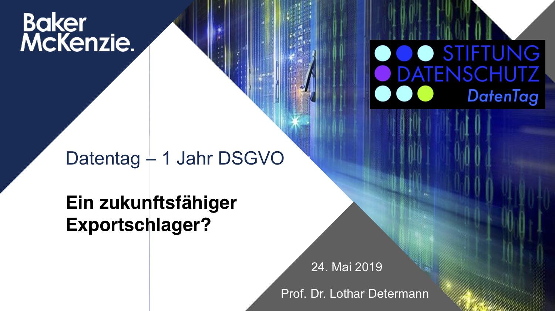 Prof. Dr. Lothar Determann