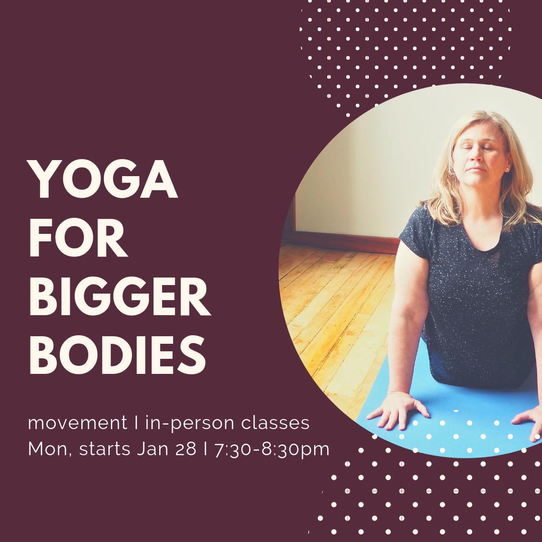 yoga for bigger bodies