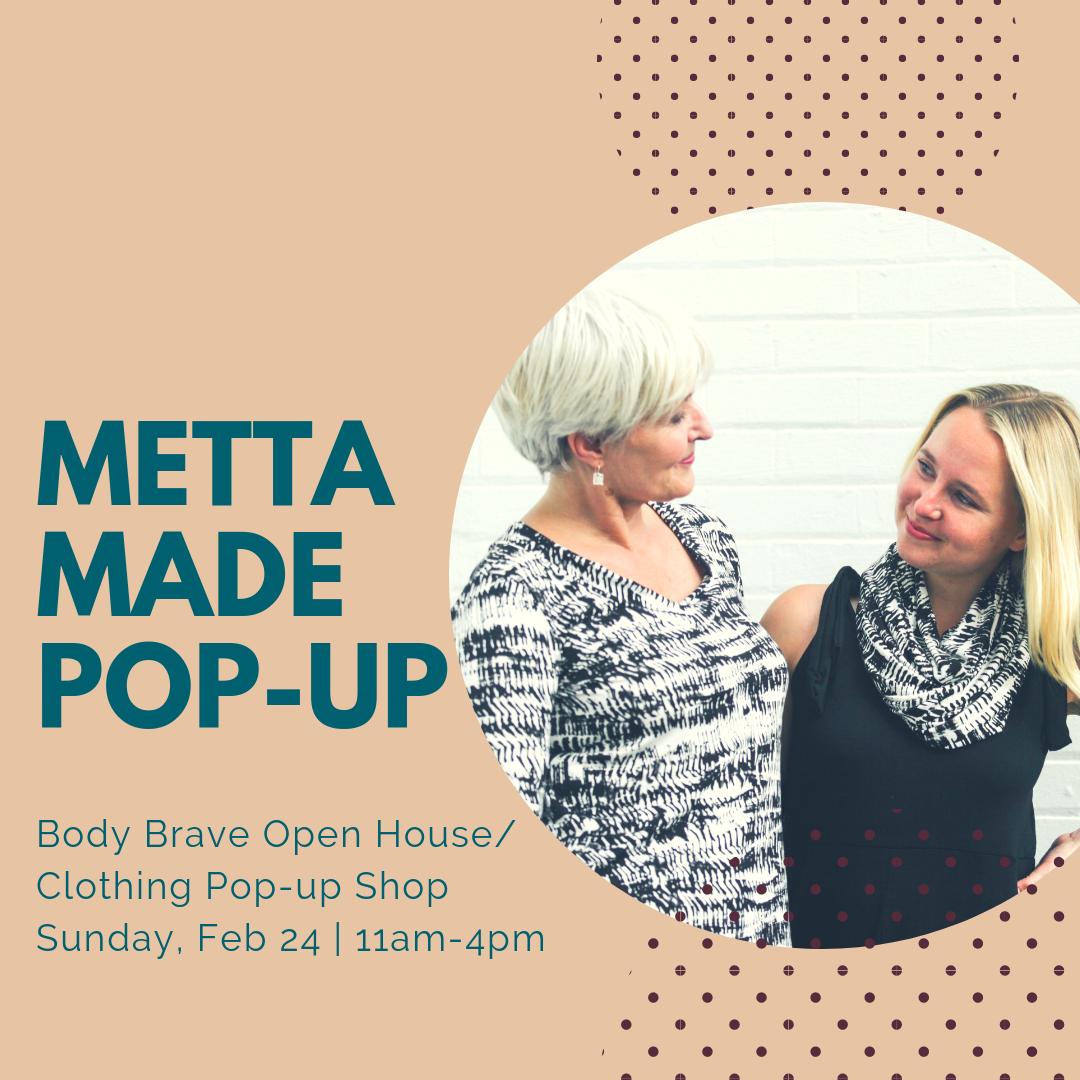 Open house and pop-up shop