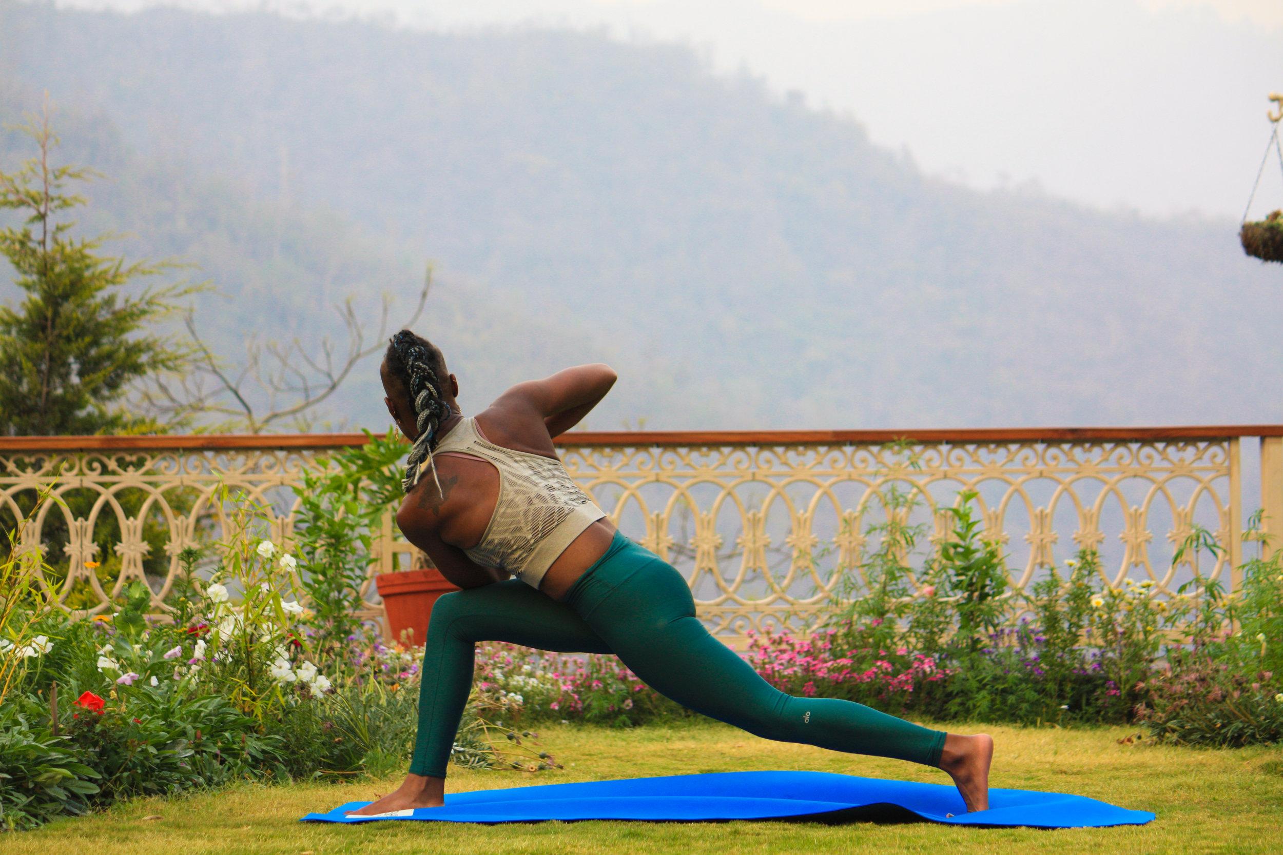 Yoga and Movement Professionals