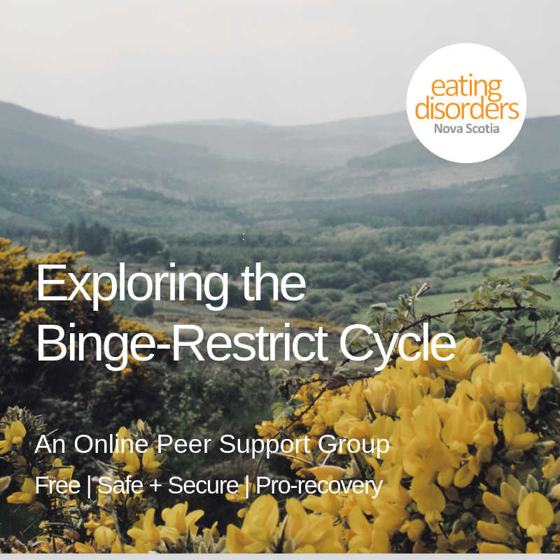 Exploring the Binge-Restrict Cycle