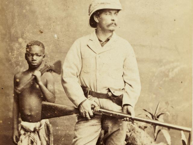 Henry Morton Stanley, explorer of Africa