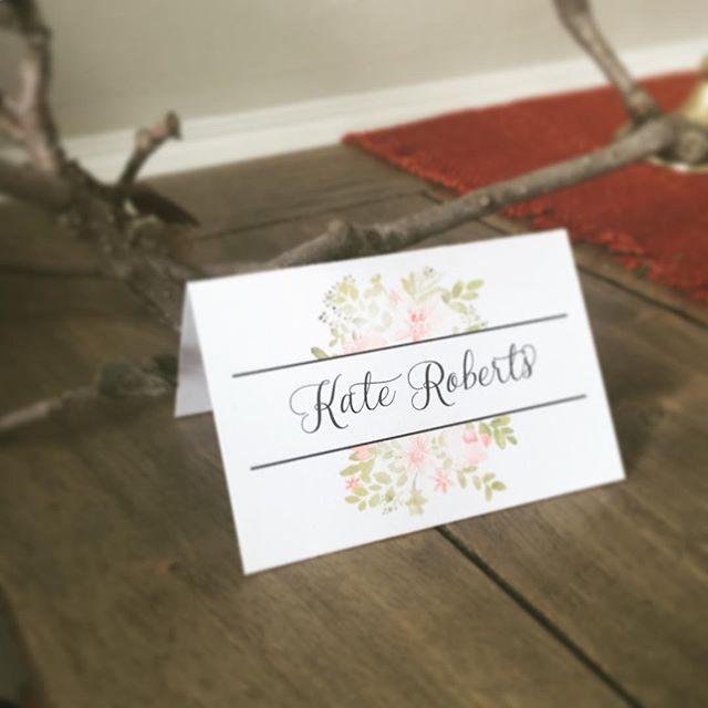 #escortcards #placecards #weddingstationery