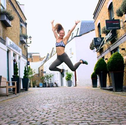 Jane Anderson - Vinyasa Flow | Movement Coach | Personal Trainer
