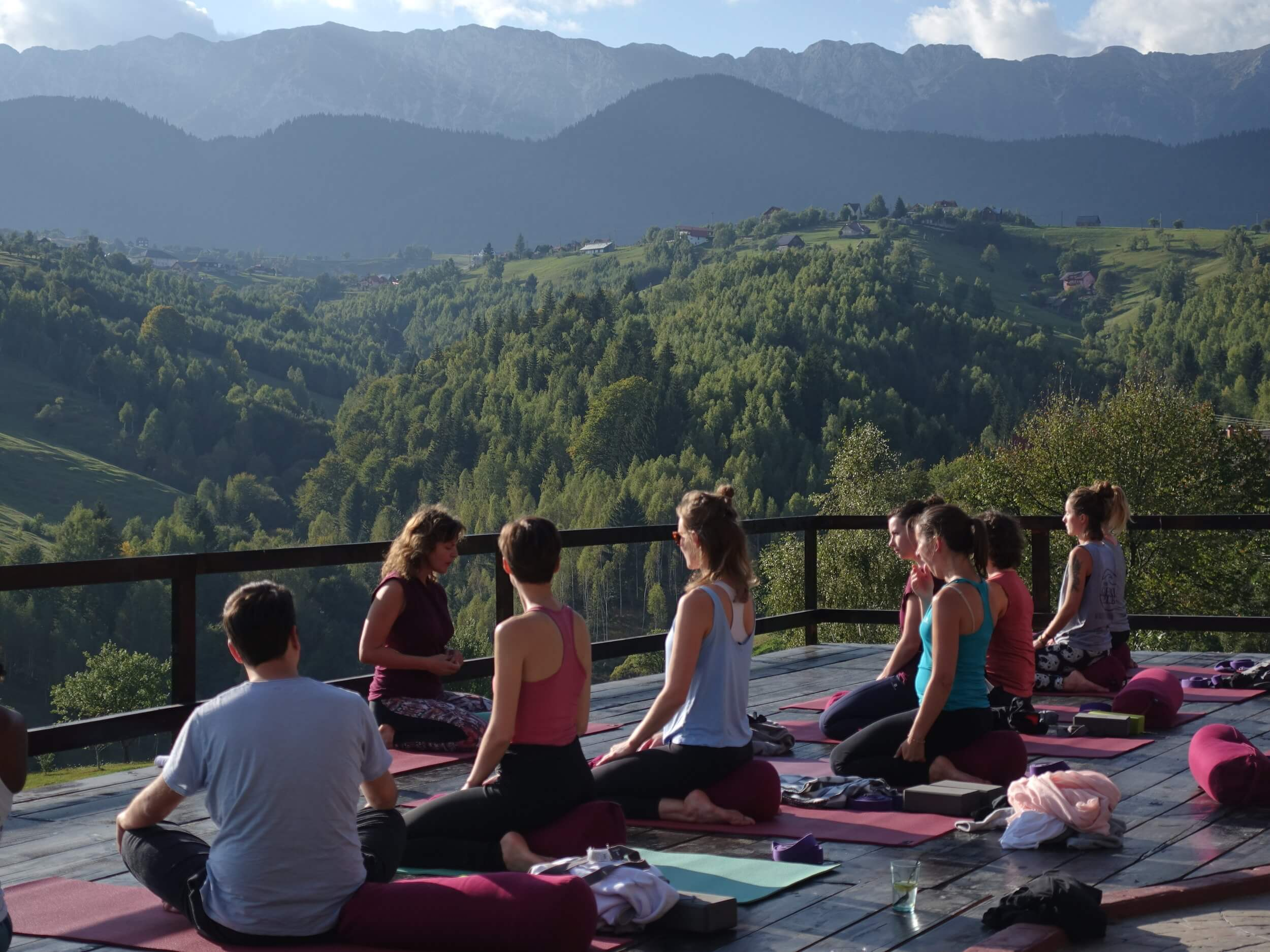 Yoga Retreat & Wellness Holiday in Transylvania