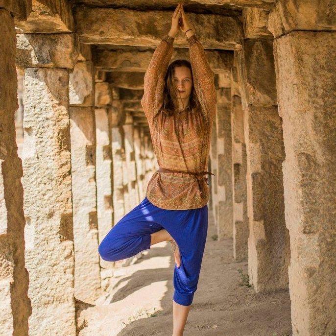 Jasmine Sara - Resident Yoga Teacher Jul - Sep 2019