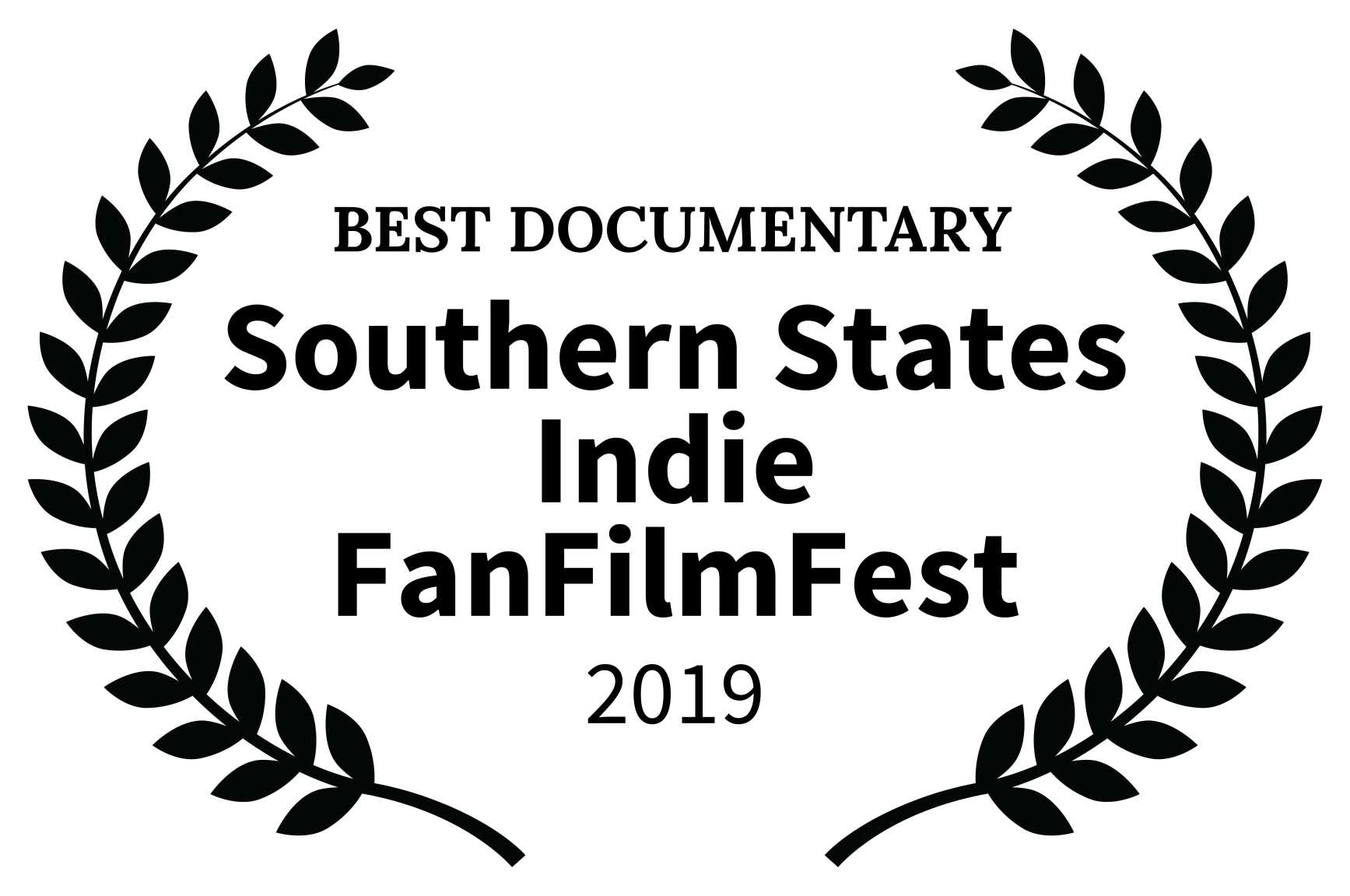 BEST DOCUMENTARY - Southern States Indie FanFilmFest - 2019.png