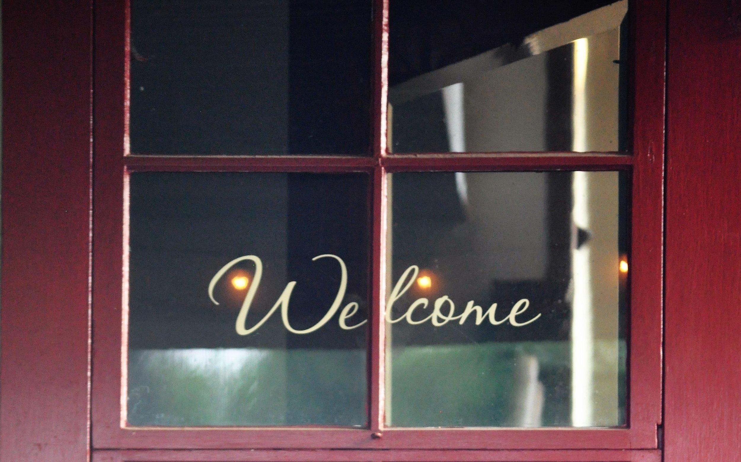 welcomedoor.JPG