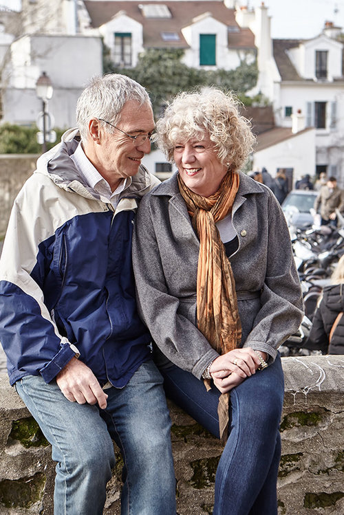 The Senior Nomads, loyal Airbnb guests