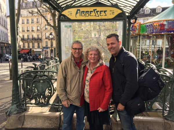 Our friend Daniel Kerzner met up with us in Paris to collaborate on an exciting new project.