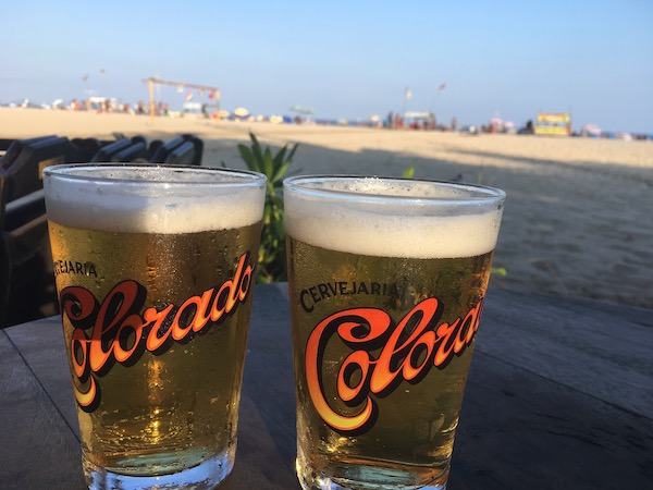 Cheers from Ipanema!