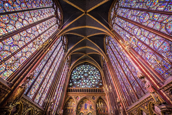 Since you cannot visit Notre Dame, consider  Sainte Chapelle  nearby. Personally I think it is the most beautiful place in all of Paris.