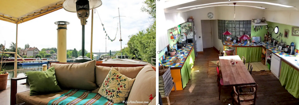 Our Barge home for two weeks had it's pluses and minuses - but it was certainly memorable.