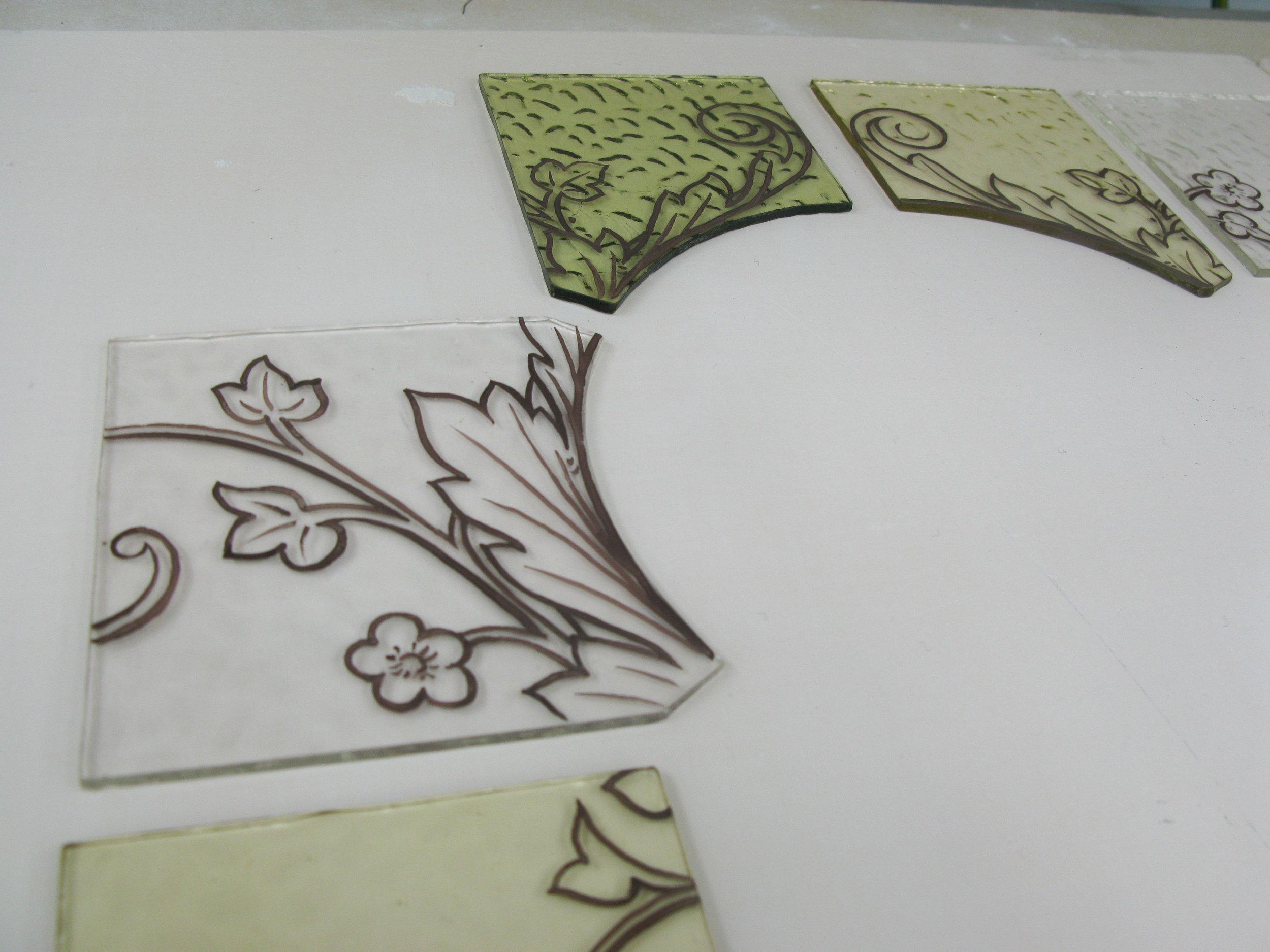 Victorian bird stained glass restoration 2.jpg