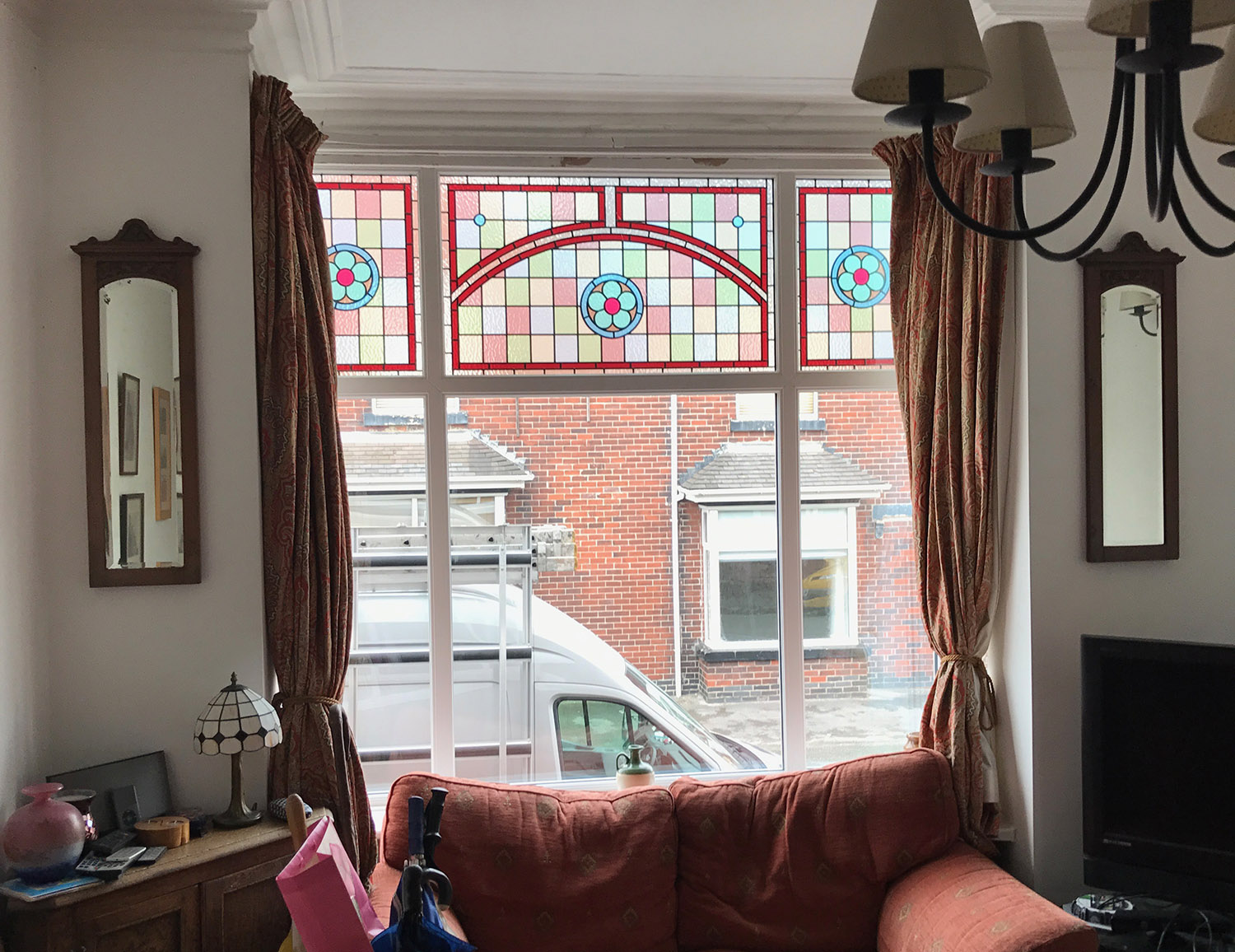 Replicas of Traditional Victorian Leaded Lights