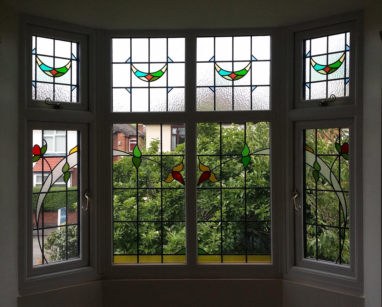 Modern recreation of a 1930's Bay Window
