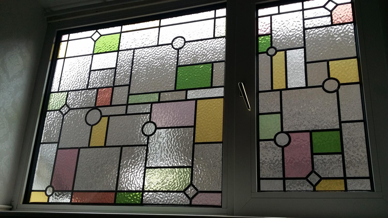 Abstract Geometric Landing Window