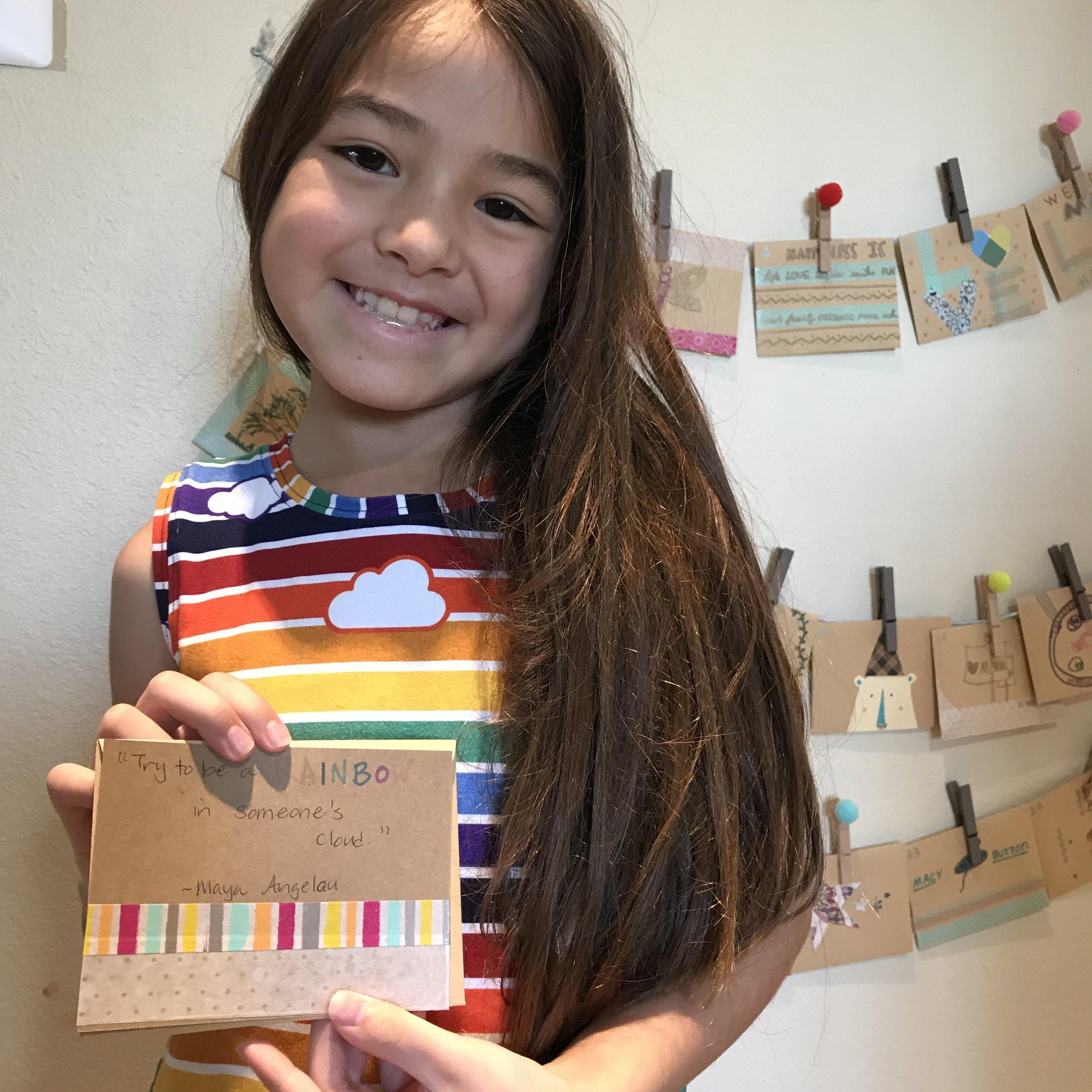 Rainbow Dress Macy's Calendar2.JPG
