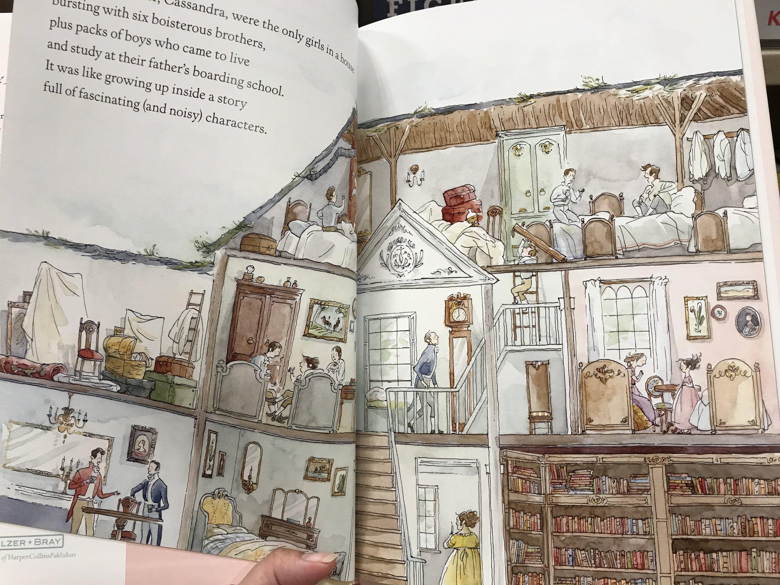 Jane Austen PB3.JPG
