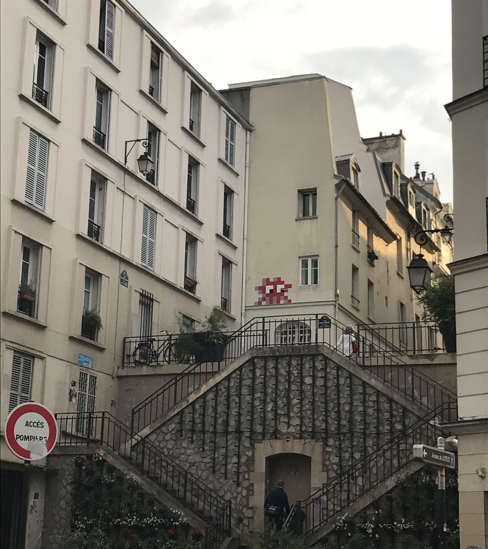 Dr Bookworm Space Invaders Mosaics Paris Original One.JPG
