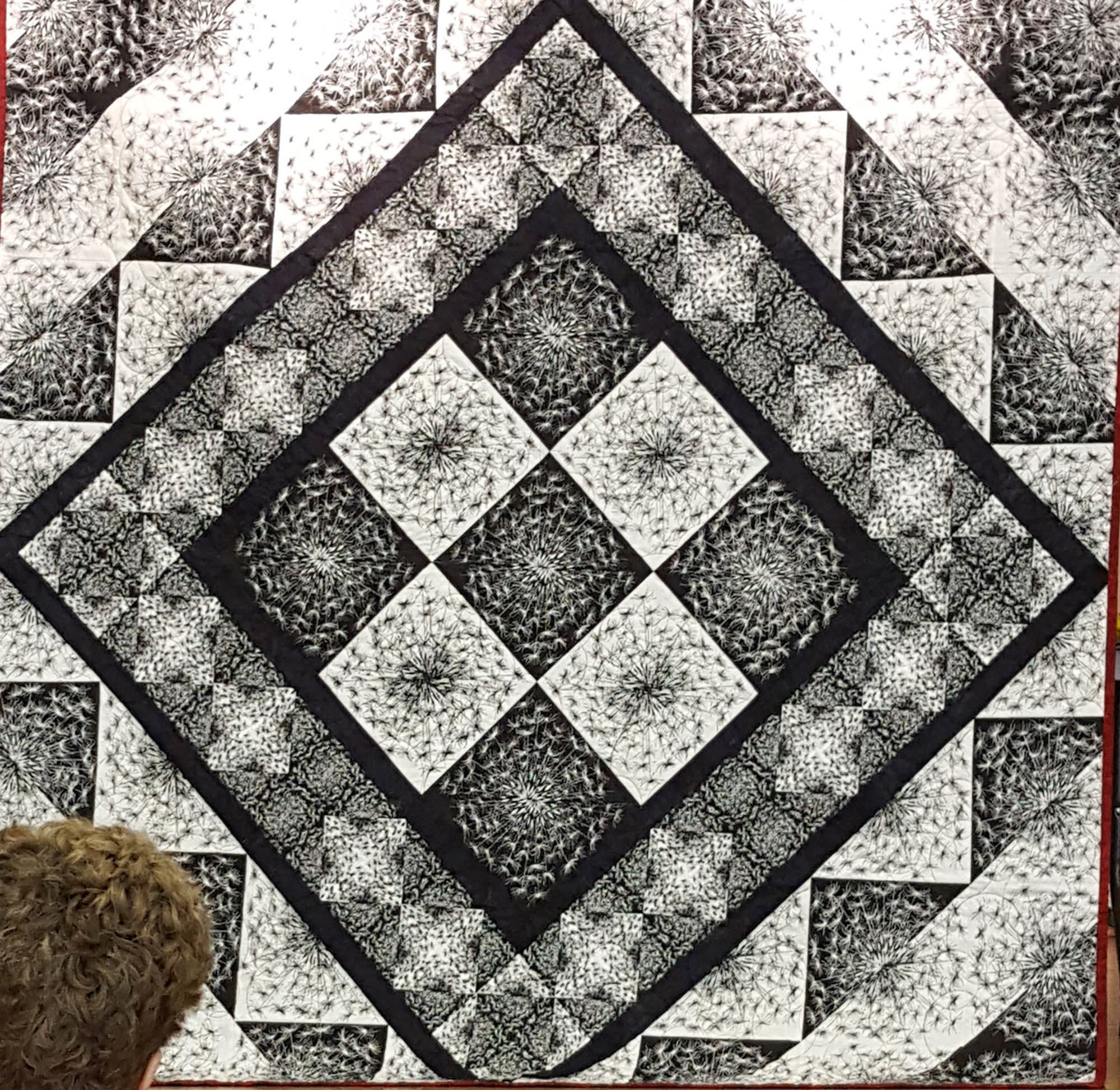 Another from B and W squares fabric.jpg