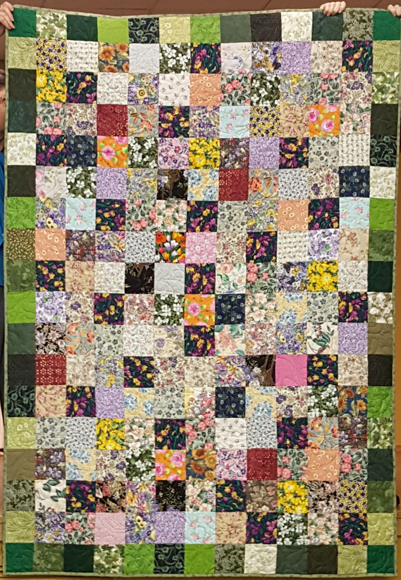 Connie Zwego - Charm Squares