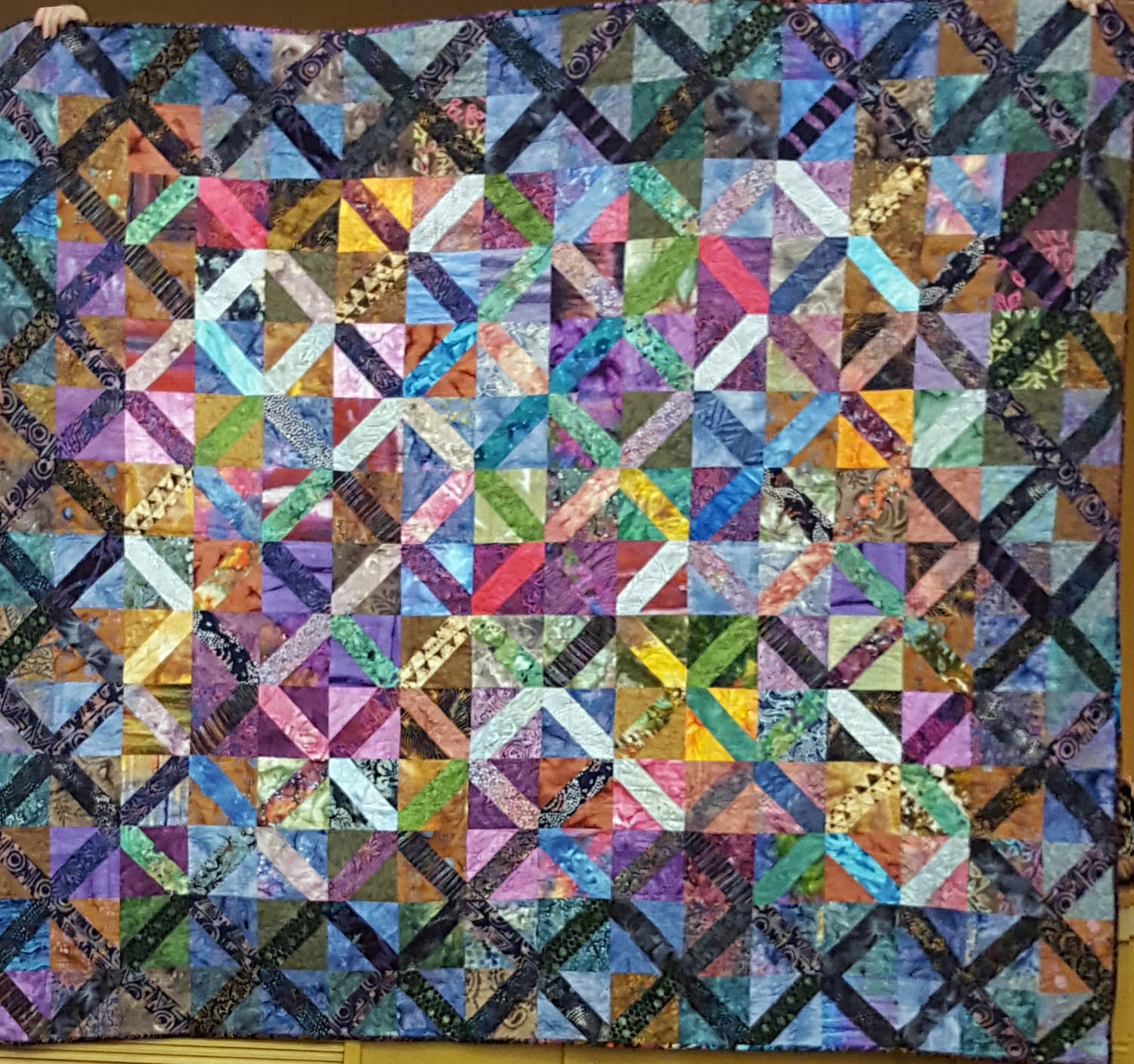 Jan Keeler - String Quilt