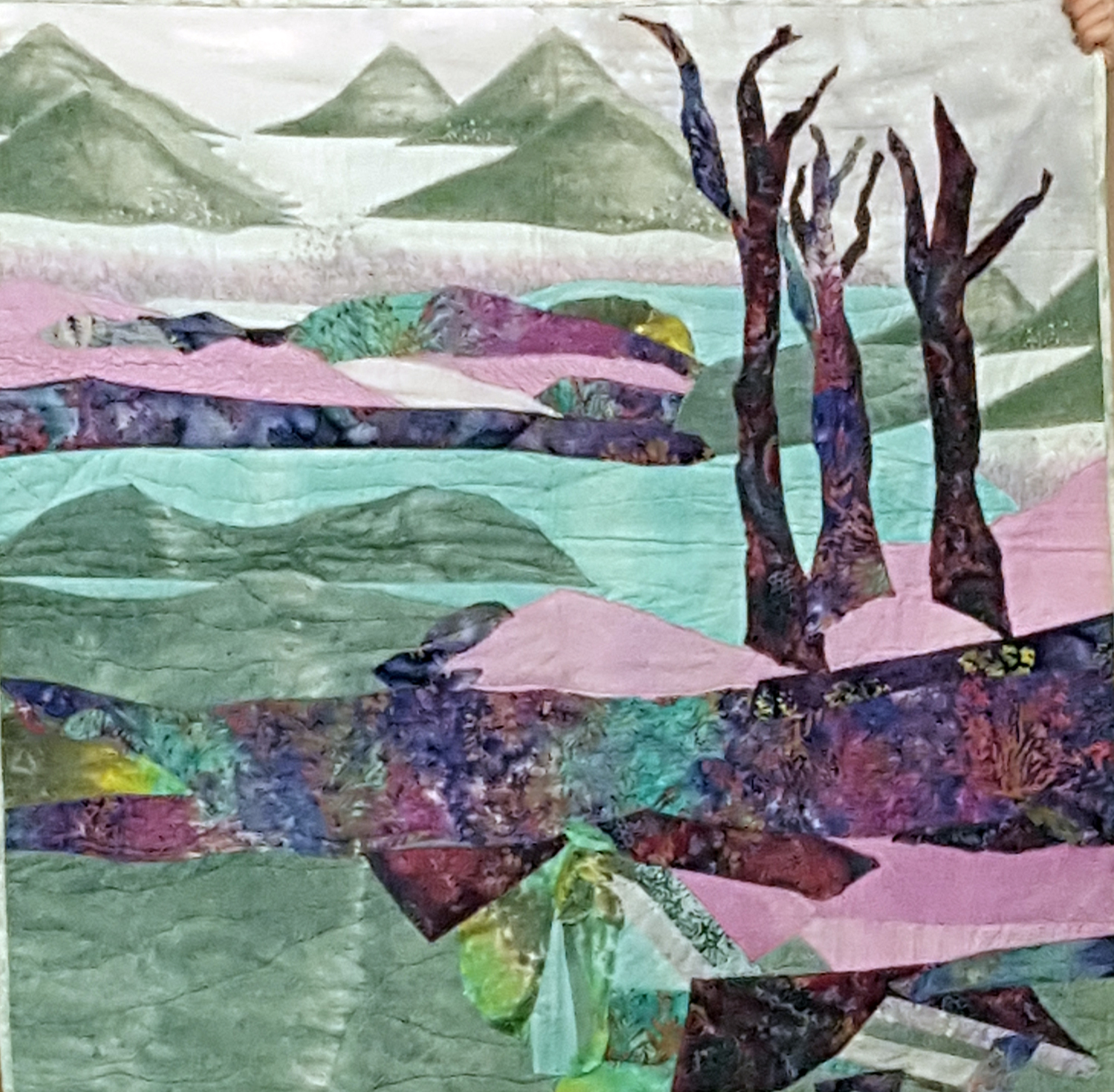 landscape quilt with purple trees.jpg