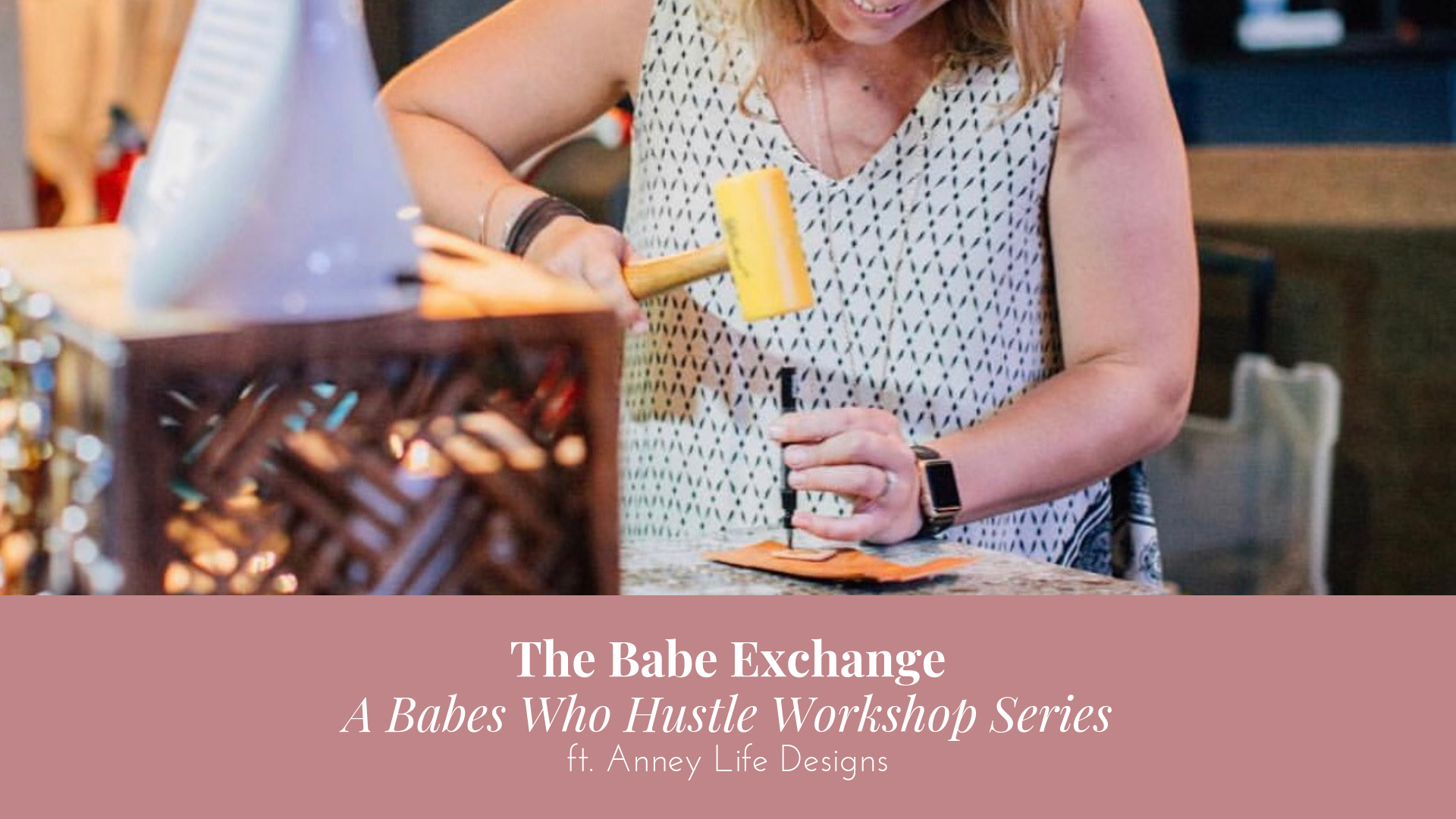 The Babe Exchange (Event cover).png