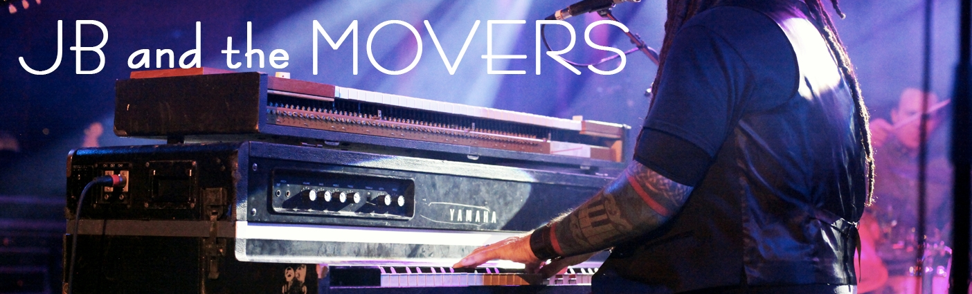 This band brings their soulfully rocking original tunes as well as some tasty funky covers to Southern California and beyond. Never a dull moment with JB and the Movers.