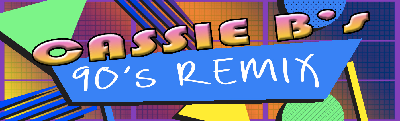 Cassie B's 90s remix is a new live band experience! Remember your teenage angst, heartbreak, and party anthems and amazing 90s Fashion? Ya we do too... It will be a musical ride through pop, rock, grunge, hip hop, and everything in between, in one killer mash up! Be ready to sing your heart out to your favorite 90s jams, and relive the music that got you through that 90s Fashion!