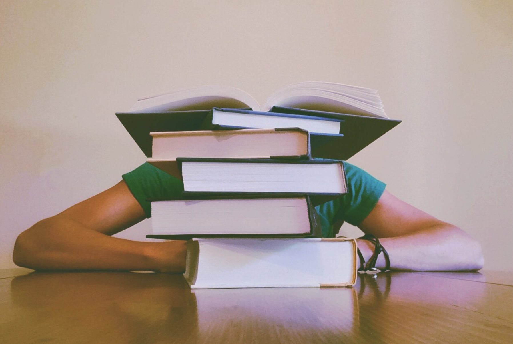 Stay tuned for my next post: learning through osmosis.