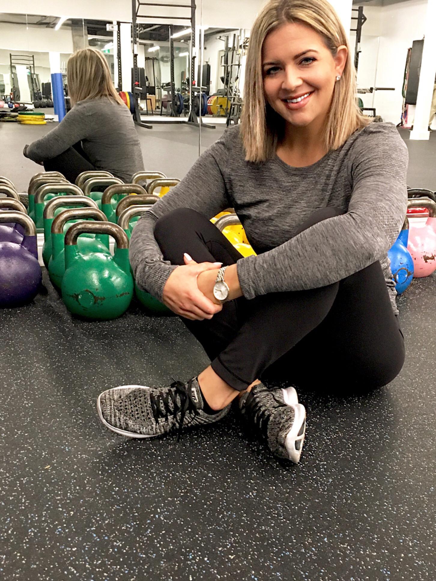 Angela Furfaro, Personal Trainer