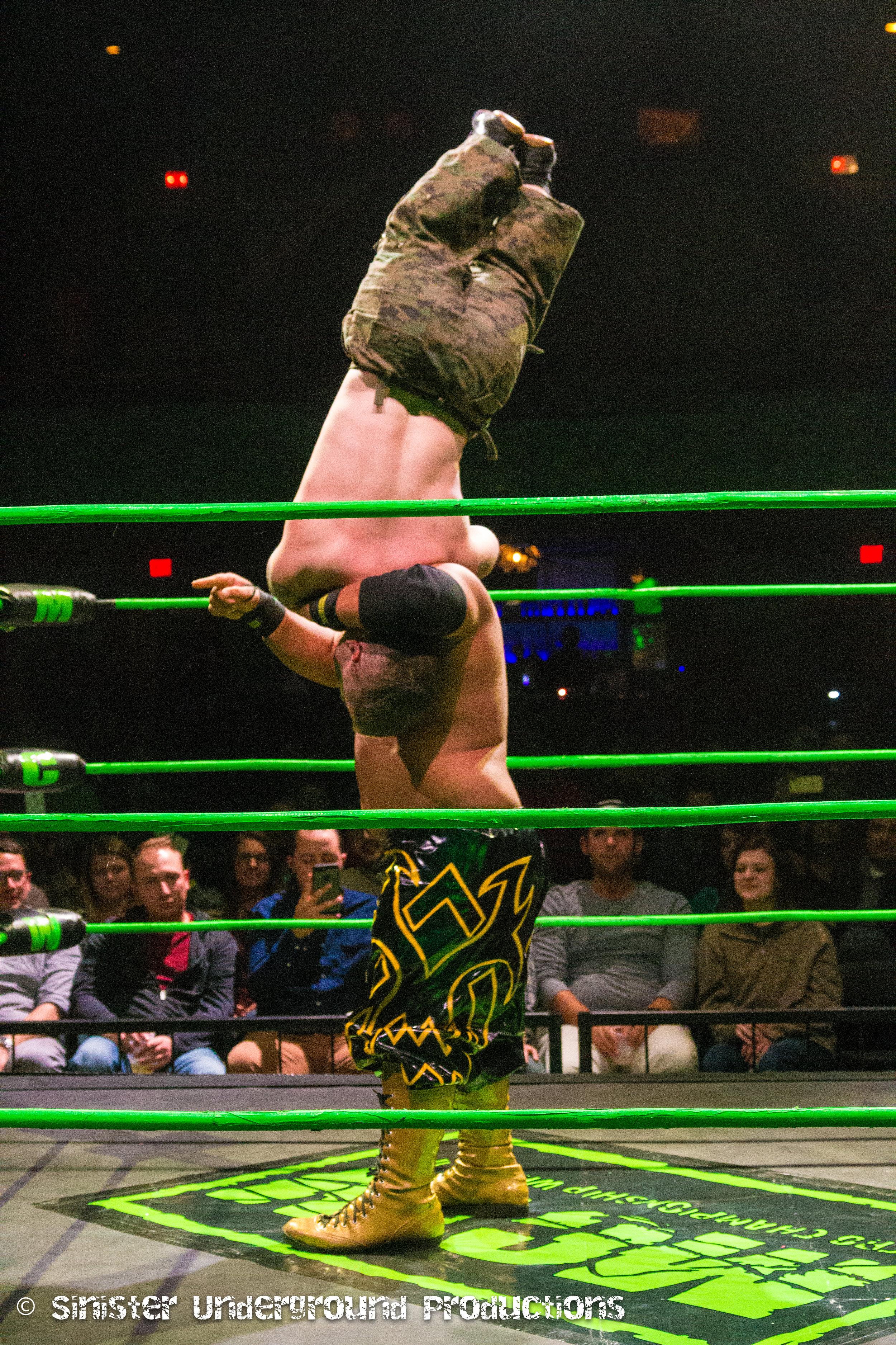 Micro Championship Wrestling