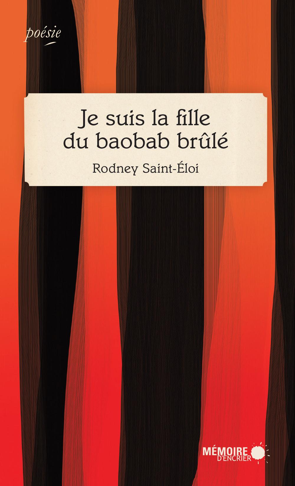 Copy of Je suis la fille du baobab brûlé