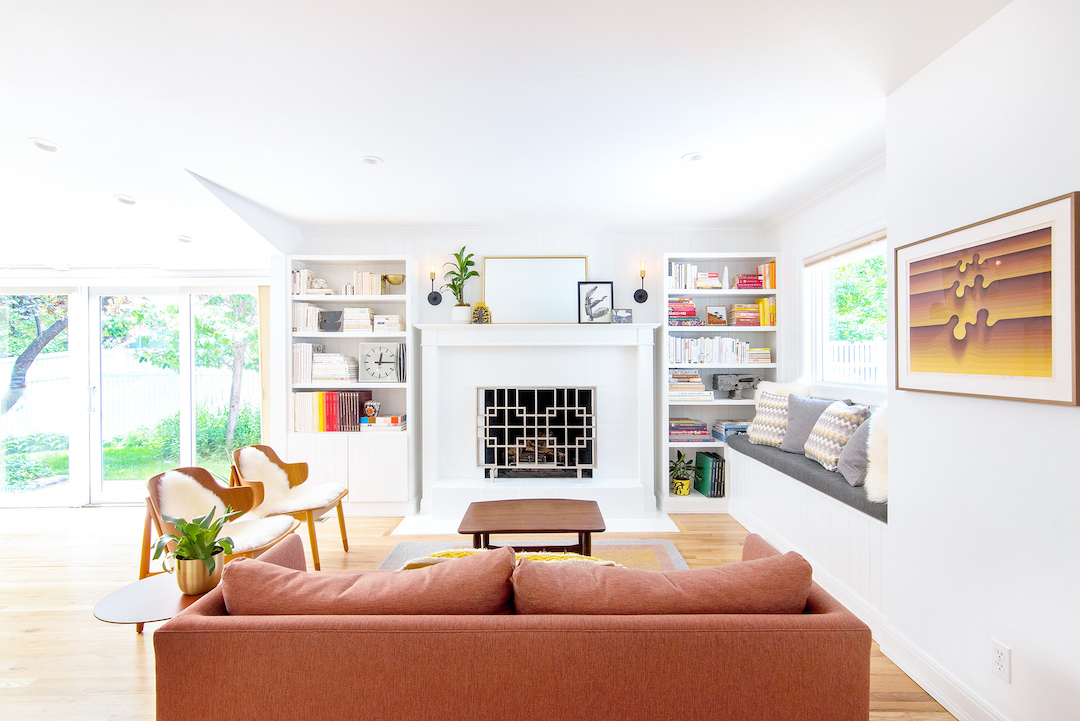 family room article sofa